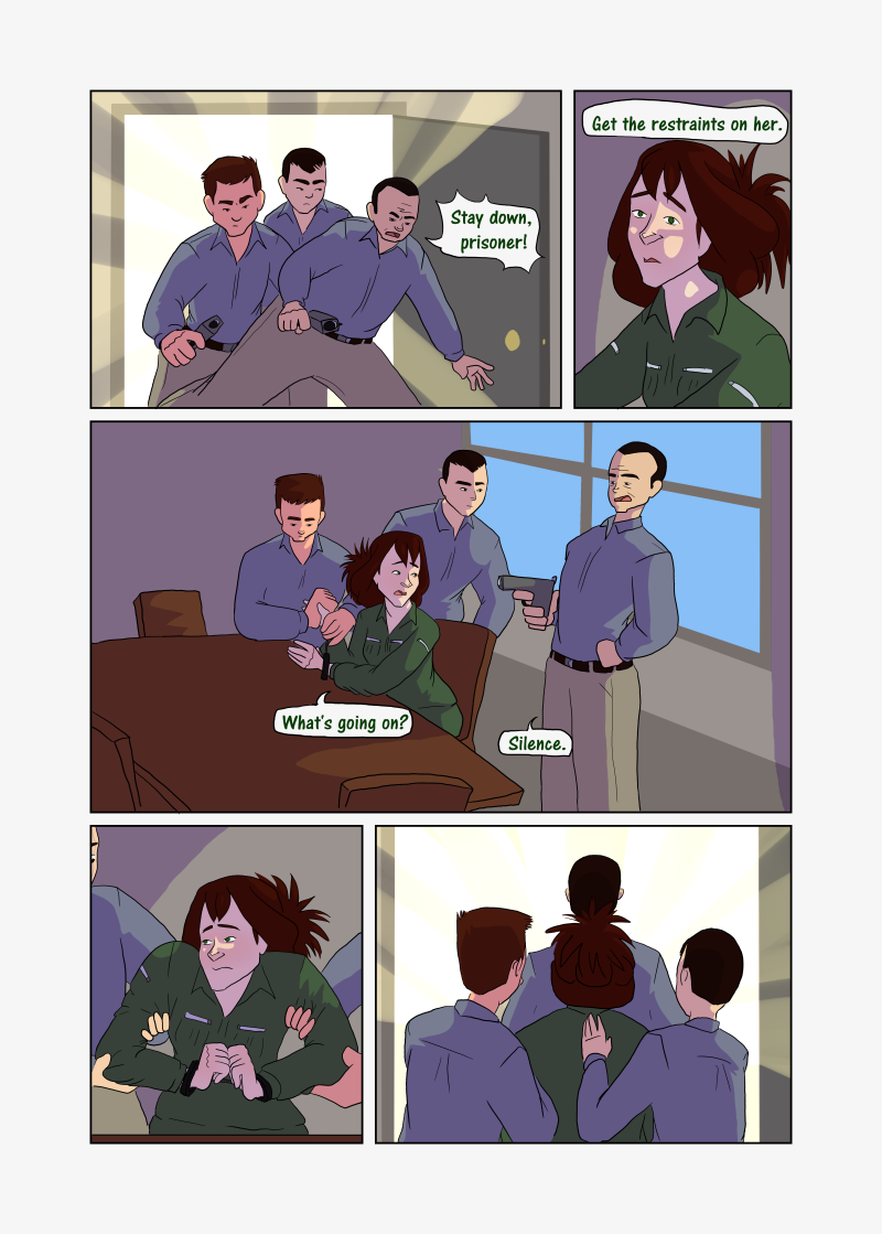 Unwanted Attention: Page 10