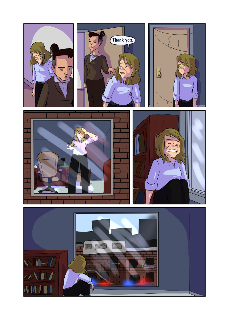 Unwanted Attention: Page 45