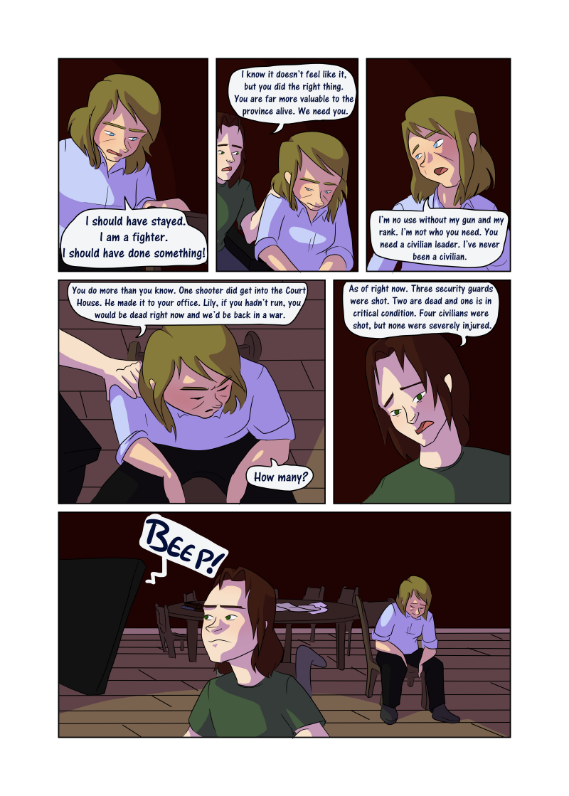 Unwanted Attention: Page 50