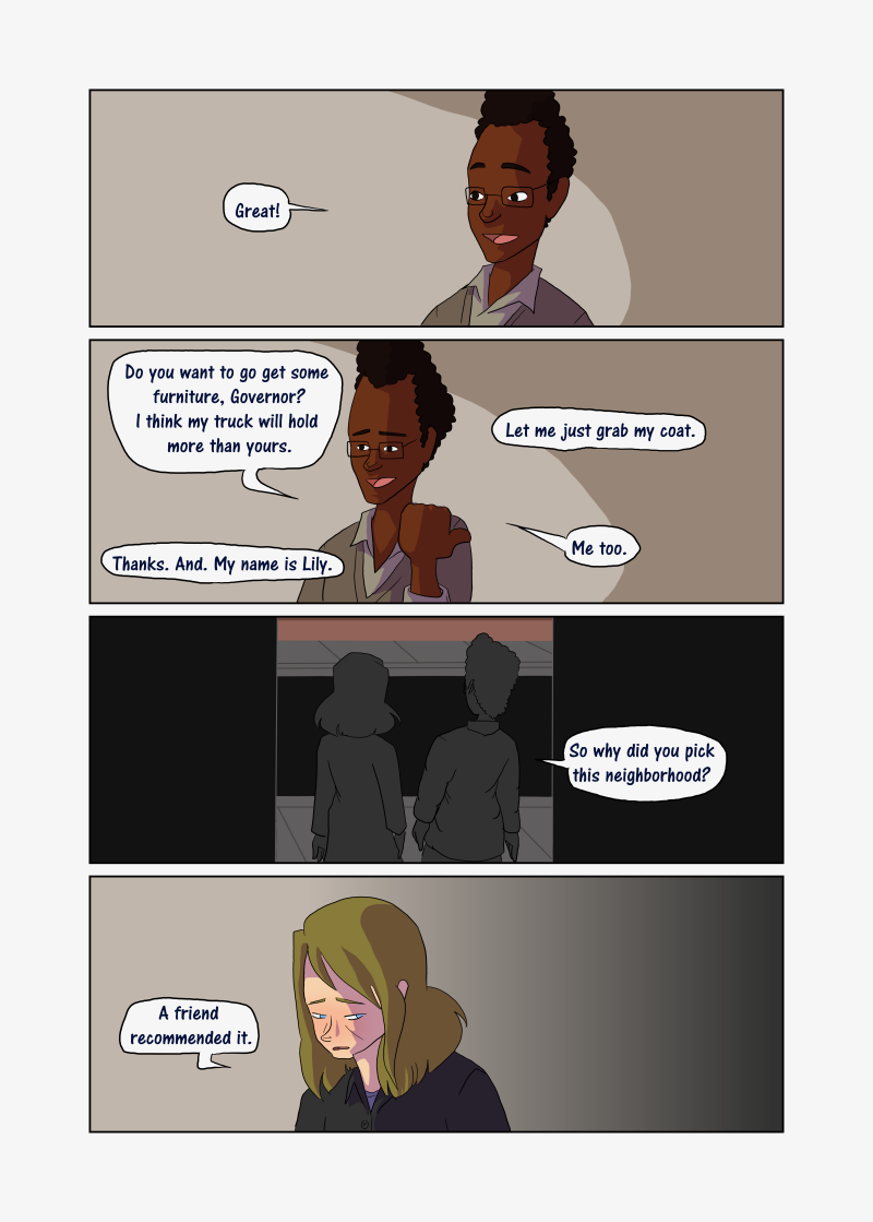 Unwanted Attention: Page 6