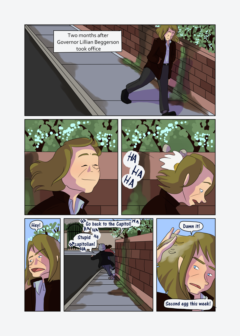 Unwanted Attention: Page 25